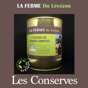 Produits en Conserves